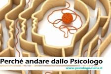 Perchè andare dallo Psicologo Siena Psicologia, Psicoterapia Siena