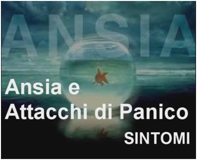 SINTOMI Ansia E Attacchi Panico.