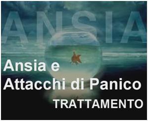 TRATTAMENTO di Ansia e Attacchi Panico